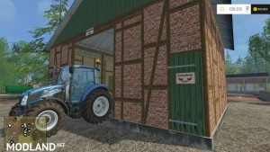 ROS Placeable Warehouses