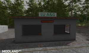 Scalehouse Mod v 1.0