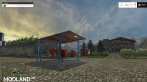 Tanker Station Mod v 1.2 , 10 photo