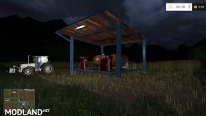 Tanker Station Mod v 1.2 , 3 photo