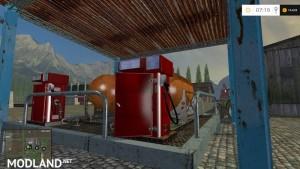 Tanker Station Mod v 1.2 , 7 photo