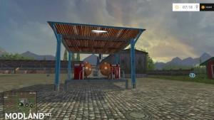 Tanker Station Mod v 1.2 , 9 photo