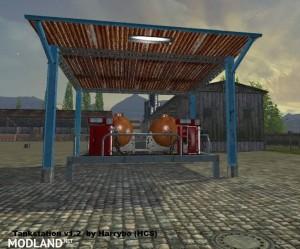 Tanker Station Mod v 1.2 , 1 photo