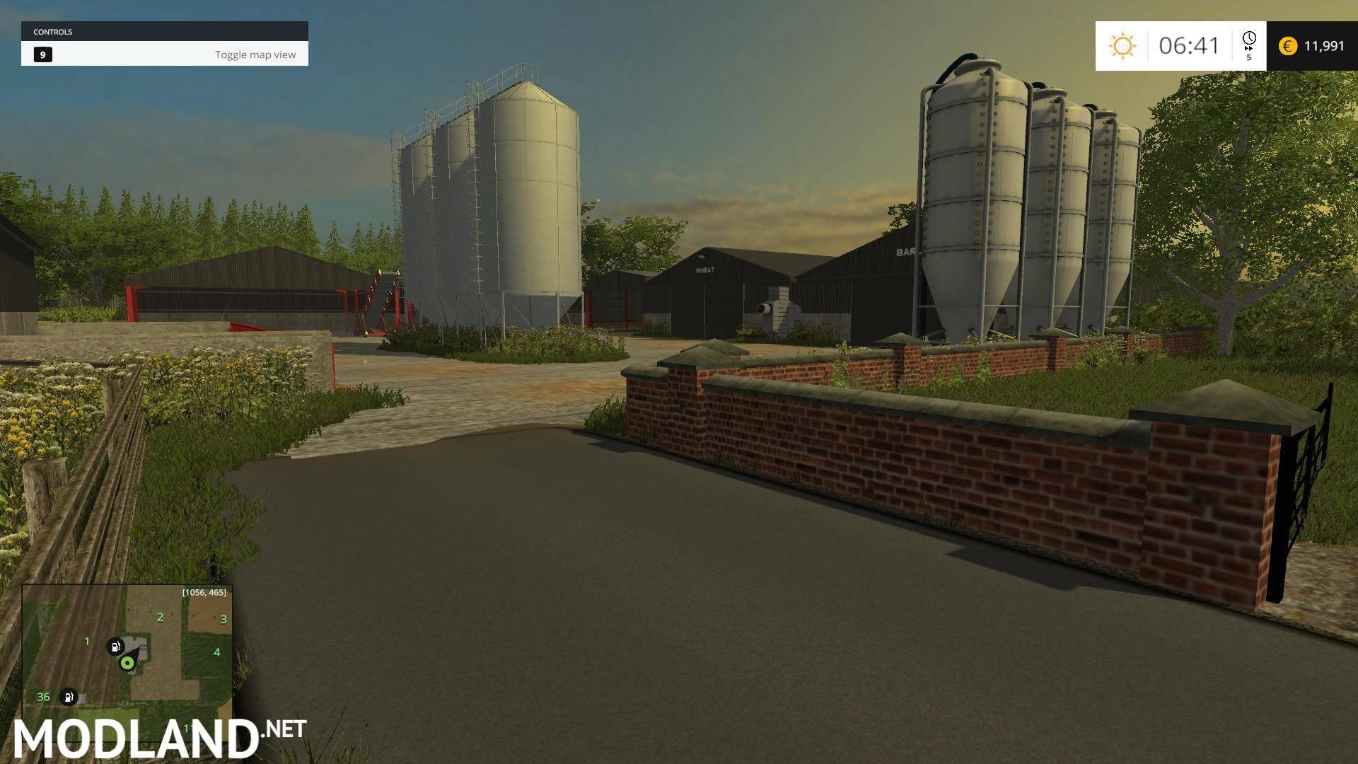 Orchard Farm Map v 1 0 mod for Farming Simulator 2015 / 15