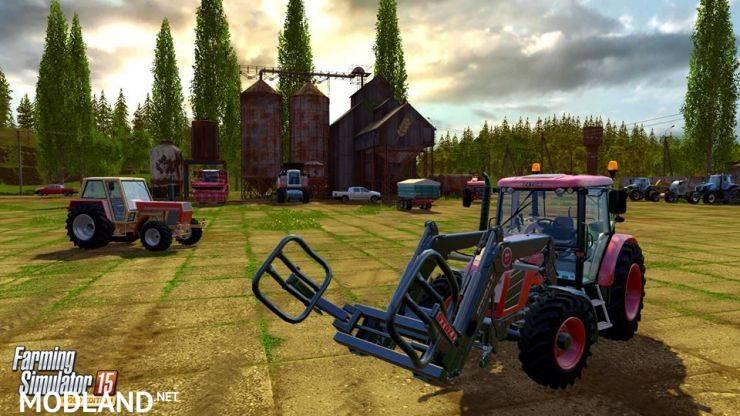 Farming Simulator 2015 Gold Edition Add-On mod for Farming Simulator