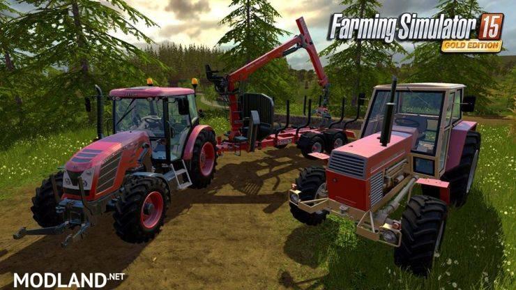 Farming Simulator 2015 Gold Edition Add-On mod for Farming