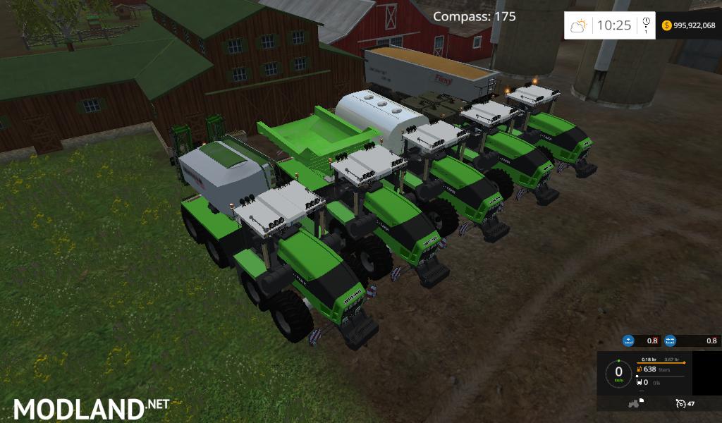deutz fahr agro xxl mod for farming simulator 2015 15. Black Bedroom Furniture Sets. Home Design Ideas