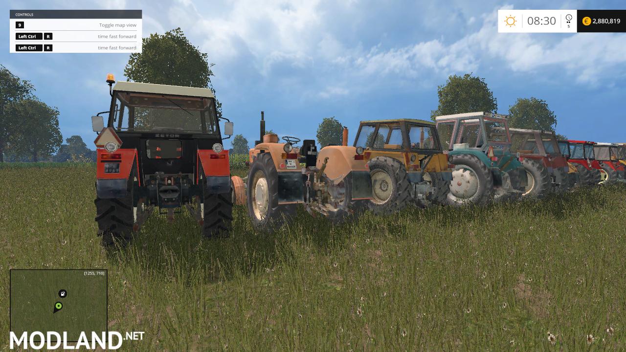 map v1 modpack ls15 mod for Farming Simulator 2015 / 15 | FS, LS
