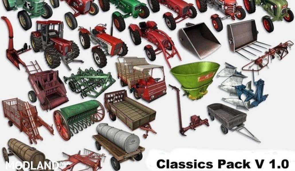 Classics Pack