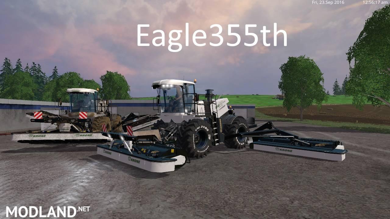 Krone_Big_M500_Eagle355th V 1.5 By Eagle355th