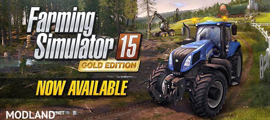 Farming Simulator 2015 Gold Edition Add-On