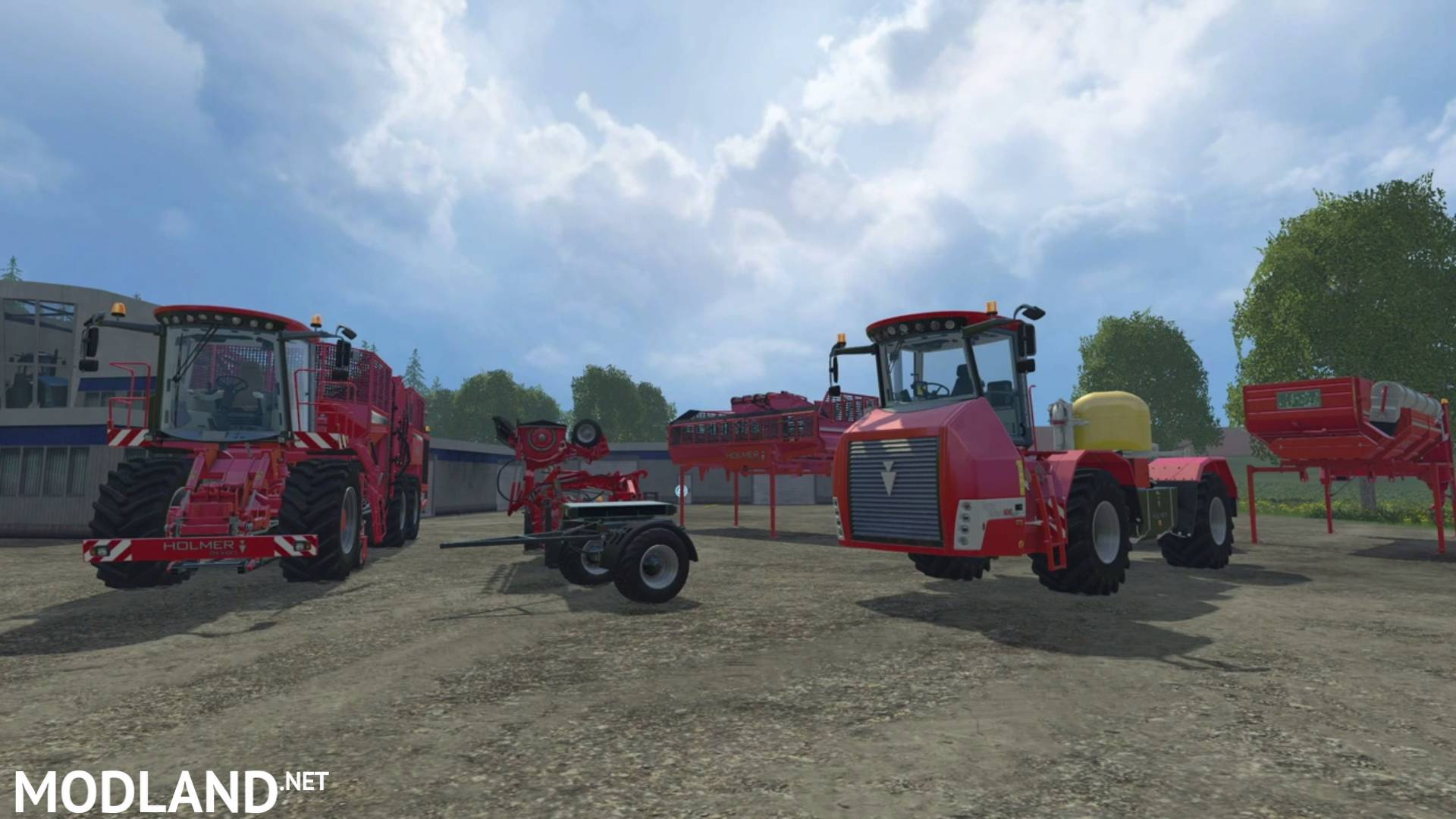 Holmer DLC Mod For Farming Simulator 2015 15
