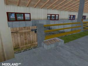 Model for cows Cowshed v 1.0, 3 photo