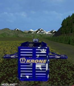 KRONE mower package AUS by Vaszics 1.0, 2 photo