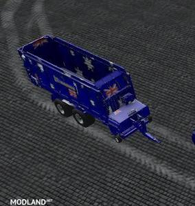 KRONE mower package AUS by Vaszics 1.0, 5 photo