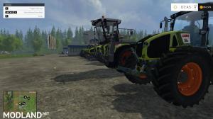 Claas Tractors Pack