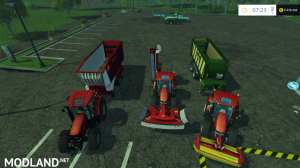 Modpack Case for Silage and other, 2 photo