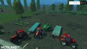 Modpack Case for Silage and other, 1 photo