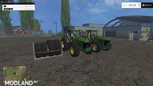 John Deere 8220 Tractor pack, 1 photo