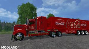 PepsiCola and CocaCola Truck's and Trailers, 20 photo