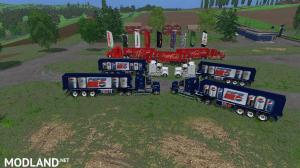 PepsiCola and CocaCola Truck's and Trailers, 25 photo