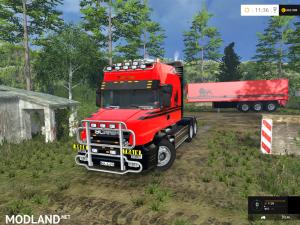 Scania T164-580 Long Line Pack Bit Machine v 1.0, 5 photo