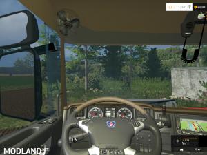 Scania T164-580 Long Line Pack Bit Machine v 1.0, 2 photo