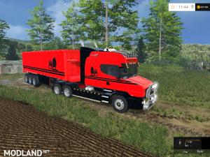 Scania T164-580 Long Line Pack Bit Machine v 1.0, 1 photo