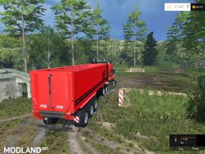 Scania T164-580 Long Line Pack Bit Machine v 1.0, 3 photo