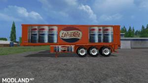 PepsiCola and CocaCola Truck's and Trailers, 19 photo