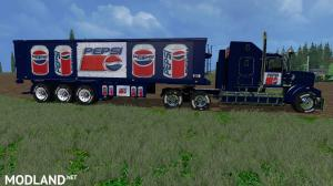 PepsiCola and CocaCola Truck's and Trailers, 9 photo