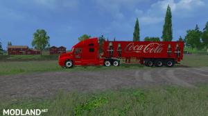 PepsiCola and CocaCola Truck's and Trailers, 8 photo