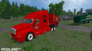 PepsiCola and CocaCola Truck's and Trailers, 4 photo
