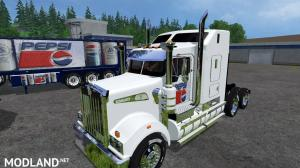 PepsiCola and CocaCola Truck's and Trailers, 11 photo