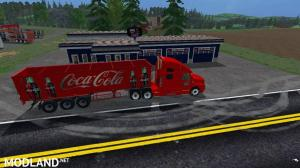 PepsiCola and CocaCola Truck's and Trailers, 12 photo
