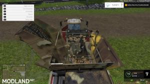 Camoflage Grimme PACK 4, 2 photo