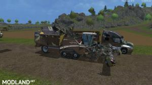 Camoflage Grimme PACK 4, 8 photo