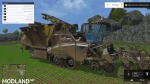 Camoflage Grimme PACK 4, 6 photo
