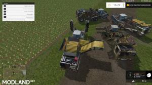 Camoflage Grimme PACK 4, 4 photo