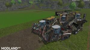 Camoflage Grimme PACK 4, 10 photo