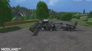 All In One New Holland Pack Camo Eagle355th v 1.0