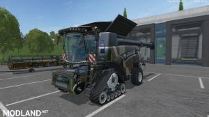 Camo New Holland Pack by Eagle355th  v 1.0 FIXED