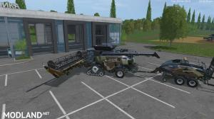 Camo New Holland Pack by Eagle355th  v 1.0 FIXED, 2 photo