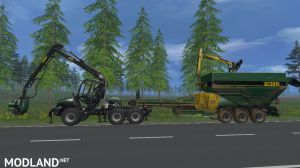 Ponsee Scorpion and Woodchippers, 2 photo