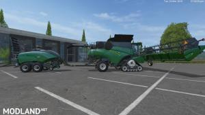 John Deere Green New Holland Pack v 1.0 by Eagle355th, 6 photo