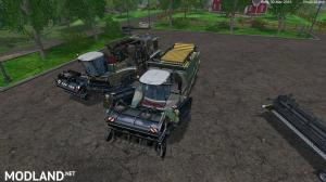 Marine Camogrimme Maxtron 620 and Grimme Tectron 415 v 1.0 by Eagle355th, 2 photo