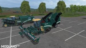 Grimme Maxtron 620 and Grimme Tectron 415 v 2.0 Pack by Eagle355th, 5 photo