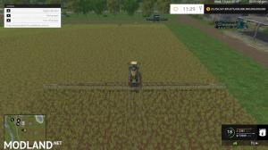 Amazone Pantera 4502 v 2.0 Sprayer Fertilizer by Eagle355th, 6 photo