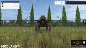 Amazone Pantera 4502 v 2.0 Sprayer Fertilizer by Eagle355th, 4 photo