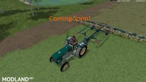 Amazone Pantera 4502 v 2.0 Sprayer Fertilizer by Eagle355th, 8 photo